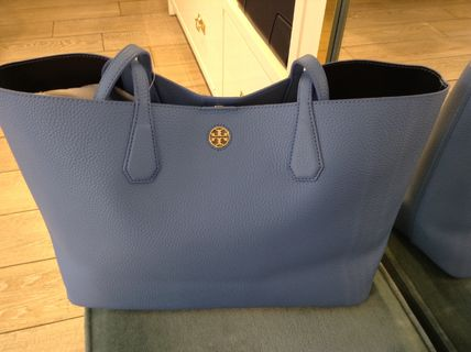 Tory Burch トートバッグ セール!! Tory Burch PERRY TOTE 3カラー(19)
