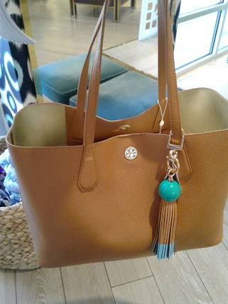 Tory Burch トートバッグ セール!! Tory Burch PERRY TOTE 3カラー(6)