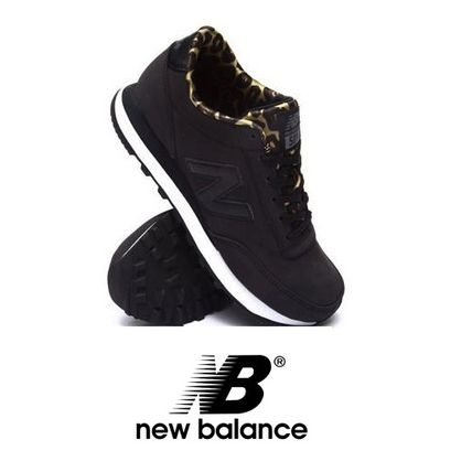 The favorite New Balance 574 High Roller Black
