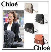 2017SS◆Chloe◇FAYE MEDIUM BAG