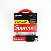 15A/W Supreme Supreme Kryptonite U-Lock U字ロック 鍵
