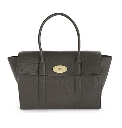 Mulberry トートバッグ 【関税・送料込】Mulberry Bayswater new レザー トートバッグ(17)
