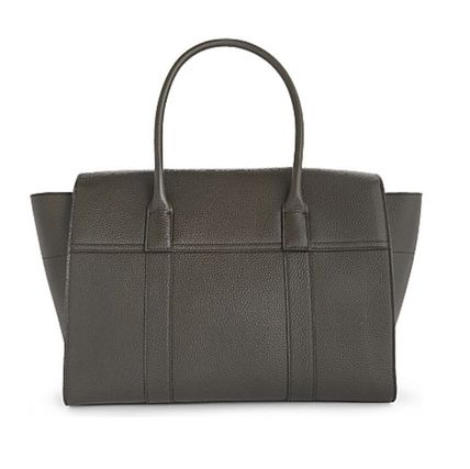 Mulberry トートバッグ 【関税・送料込】Mulberry Bayswater new レザー トートバッグ(18)