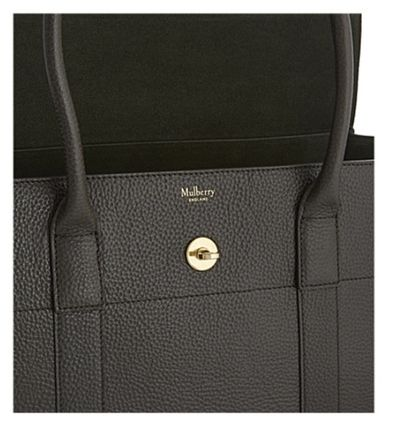 Mulberry トートバッグ 【関税・送料込】Mulberry Bayswater new レザー トートバッグ(19)