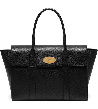 Mulberry トートバッグ 【関税・送料込】Mulberry Bayswater new レザー トートバッグ(2)