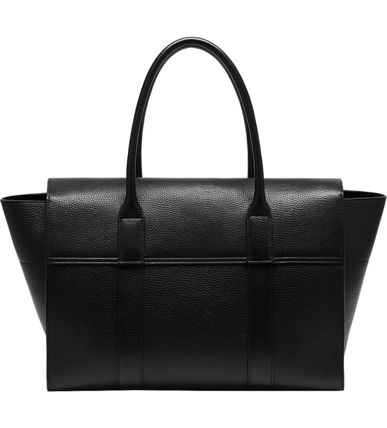 Mulberry トートバッグ 【関税・送料込】Mulberry Bayswater new レザー トートバッグ(4)