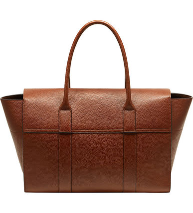 Mulberry トートバッグ 【関税・送料込】Mulberry Bayswater new レザー トートバッグ(9)