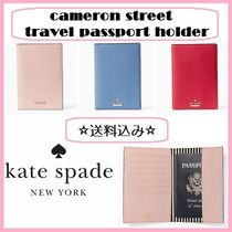 【kate spade】送料込☆cameron street travel passport holder