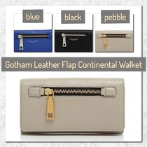 MARC JACOBS(マークジェイコブス) 長財布 MARC JACOBS / 長財布 /Gotham Leather Flap Continental Wallet