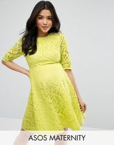 ASOS(エイソス) マタニティウェア・授乳服・グッズその他 ☆ASOS Maternity Skater Dress in Lace☆