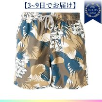 ETRO(エトロ) 水着 すぐ届く★camouflage drawstring swim shorts