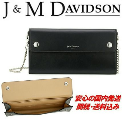 J & M calf leather travel Pouch for safe &
