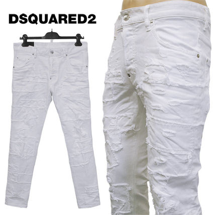 DSQUARED2 ジーンズ COOL GUY JEAN S71LB0300-S39781-100