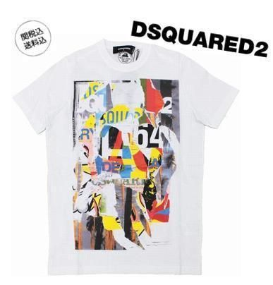 D SQUARED2 year D a white T shirt size S 1