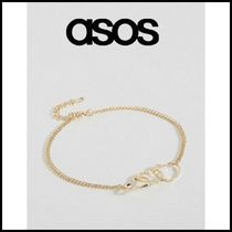 ASOS(エイソス) アンクレット 【ASOS(エイソス)】 Open Hearts Anklet