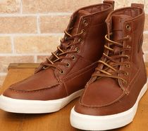 Ralph Lauren レザー tynedale ブーツ Lether Boots Brown