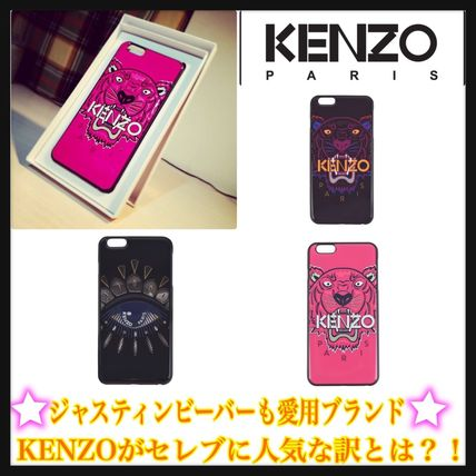 And Justin also KENZO iPhone 6 +