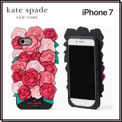 *kate spade*バラいっぱいの iPhone7 Case★関税・送料込★