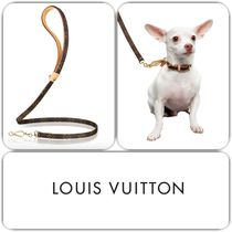 Louis Vuitton(ルイヴィトン) 首輪・ハーネス・リード 【国内発送】Louis Vuitton ハーネス ペット 小型犬用
