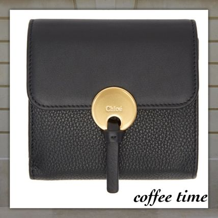 Chloe INDY square wallet bifold