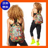 4月新作【送料無料】Queen Of The Jungle Drawstring Backpack