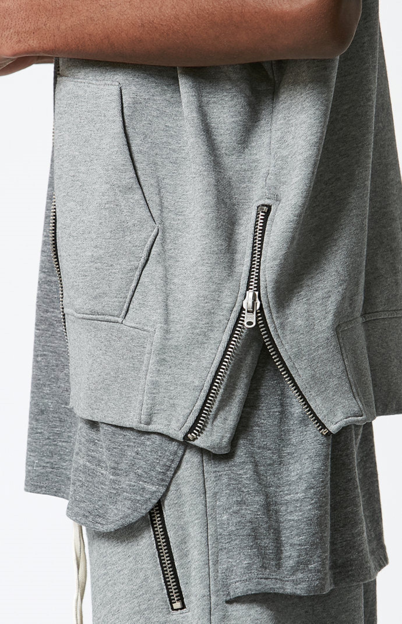 ★これからの季節に FOG - Fear Of God  Sleeveless Zip Hoodie