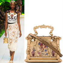 17SS DG1138 LOOK39 EMBELLISHED DOLCE BOX