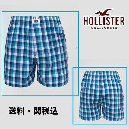 Hollister Woven Printed Pattern ボクサー