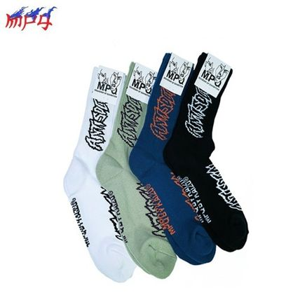 MPQ ANTISOCIAL SOCKS PACKAGE 4 COLORS