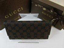 GUCCI★セール★FRENCH FLAP WALLET★即発送可能♪