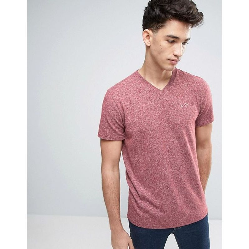 【Hollister Co.(ホリスター)】 Slim Fit Core T-Shirt Seagull