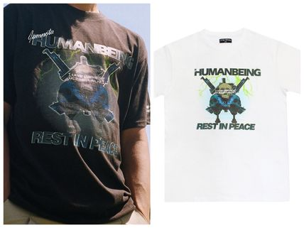 [I AM NOT A HUMAN BEING] 17SS Rest in Peace T Shirts