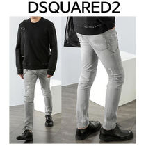 D SQUARED2 ★ WIRE CHAIN WASHING JEANS COOL GUY FIT