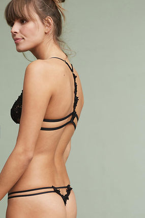 Anthropologie ショーツ 17SS☆最安値*関送込【Anthro】Flora Nikrooz Showstopper Thong(3)