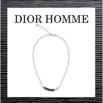 DIOR HOMME(ディオールオム) ネックレス・チョーカー 新作【DIOR HOMME】★LACQUER CHAIN NECKLACE ネックレス