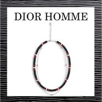 DIOR HOMME(ディオールオム) ネックレス・チョーカー 新作【DIOR HOMME】★NECKLACE WITH BEADS AND CHAIN