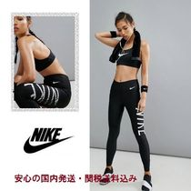 Nike Training Power Leggings With Side Logo♪