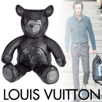2017SS ◇ Louis Vuitton ◇ DoudouLouis テディベア モノグラム