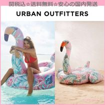 Urban Outfitters(アーバンアウトフィッターズ) うきわ 関送込☆国内発送☆Urban Outfitters☆花柄フラミンゴフロート