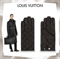 Louis Vuitton(ルイヴィトン) 手袋 【即納関税込】Louis Vuitton 17SS 手袋 ゴン・モノグラム