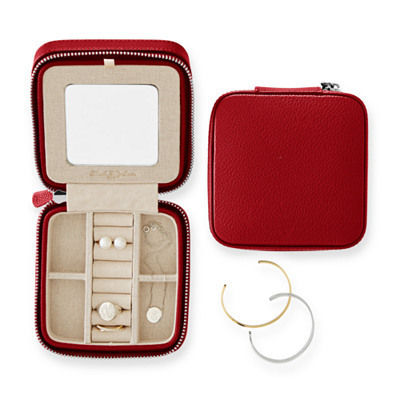 Marc AND graham travel jewelry case