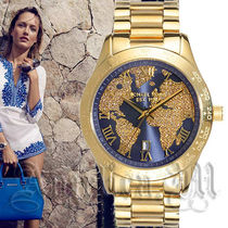 【安心ヤマト便】MICHAEL KORS Layton Crystal Watch MK6243