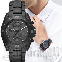 【安心ヤマト便】MICHAEL KORS JetMaster Black Watch MK8517