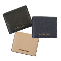 【即発3-5日着】Michael Kors◆CARRYALL CARD CASE◆二つ折り