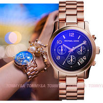 ★偏光カラーブルー★Michael Kors Ladies  Watch MK5940