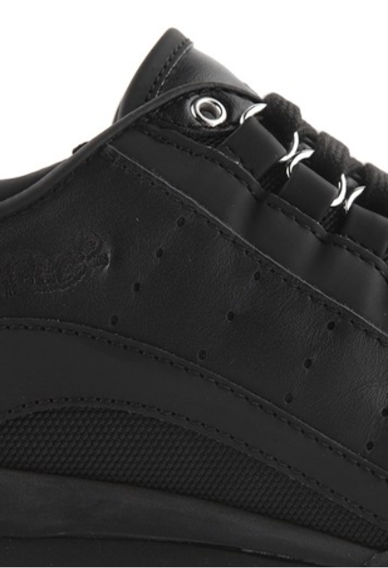 D SQUARED2 ★ 17SS SN434 715 2124 VELOUR SNEAKERS BLACK