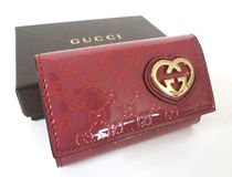 GUCCI(グッチ) キーケース ★SALE【国内発送】グッチGUCCI*LOVELY SHINE 6連 キーケース
