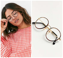 Urban Outfitters(アーバンアウトフィッターズ) メガネ 追跡・補償あり【宅配便配送】Vintage Professor Round Readers