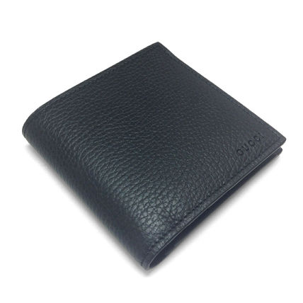 GUCCI men's bifold wallet 150413-CAO 0G-1000 black (brand