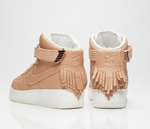 NIKE Air Force 1 High Sport Luxury Vachetta Tan / 23cm~24cm